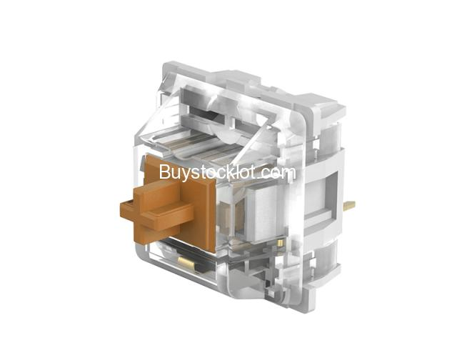 Huanuo computer mechanical keyboard switch brown wholesale - 1/5