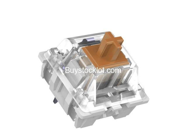 Huanuo computer mechanical keyboard switch brown wholesale - 5/5