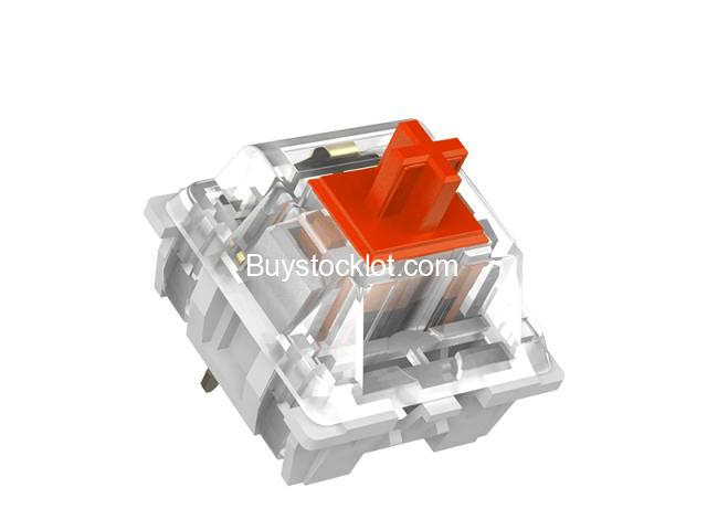 Huanuo computer mechanical keyboard switch red wholesale - 2/5
