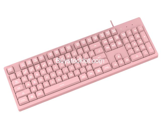 Hot Sale DOUYU Series Ergonomic Design Gaming Mechanical Membrane Keyboard and Mouse Headset and Mou - 3/6