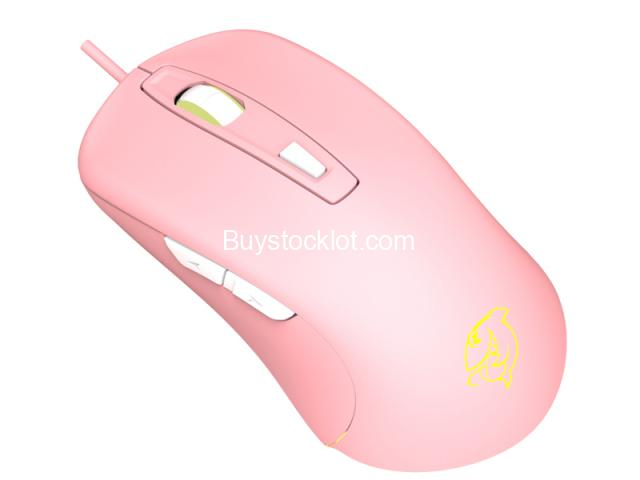 Hot Sale DOUYU Series Ergonomic Design Gaming Mechanical Membrane Keyboard and Mouse Headset and Mou - 5/6
