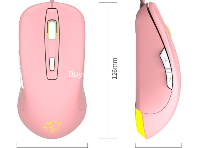 Hot Sale DOUYU Series Ergonomic Design Gaming Mechanical Membrane Keyboard and Mouse Headset and Mou - 6/6