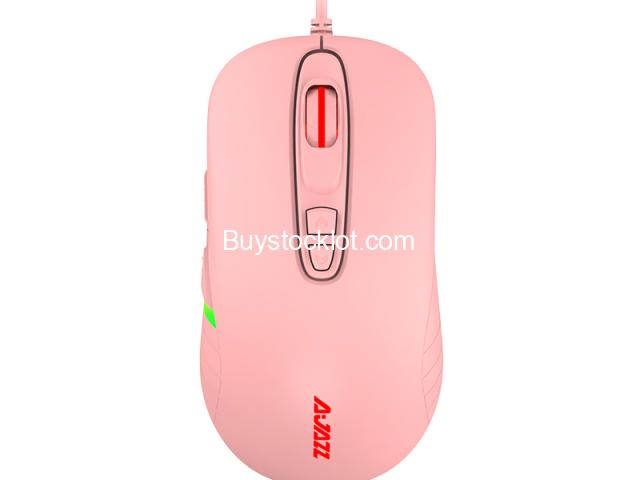 AJAZZ New Gaming Mouse Wired RGB Lighting Ergonomic Design Comfortable Feel for Gamers whole sale - 3/6