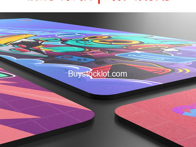 Large Mouse Pad Thickened Non-slip Waterproof Gaming Keyboard and Mouse Pad Suitable for OfficeGamin - 3/5